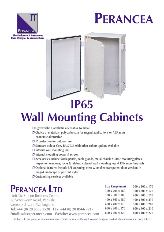 Perancea Ltd Image